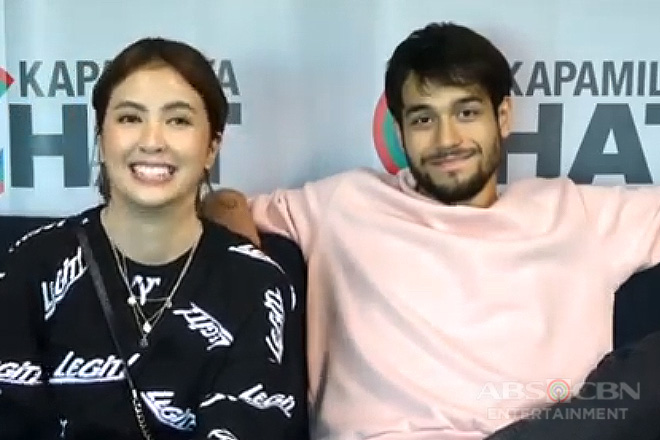 Kapamilya Chat with Kit Thompson and Sofia Andres for Ipaglaban Mo Paasa