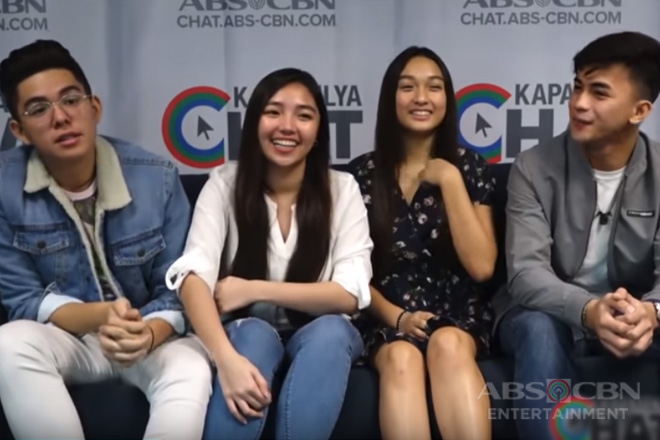 Kapamilya Chat With Missy, Reign, Achi & Gian for Pinoy Big Brother Otso
