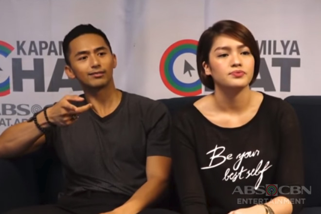 Kapamilya Chat with Jane Oineza and Enzo Pineda for Ipaglaban Mo Akusasyon
