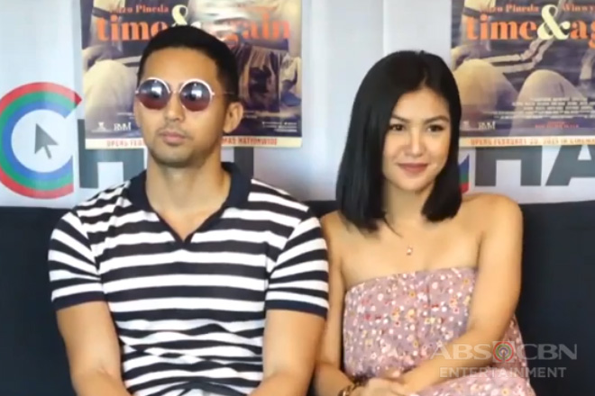Kapamilya Chat with Winwyn Marquez and Enzo Pineda for their movie Time and Again Image Thumbnail
