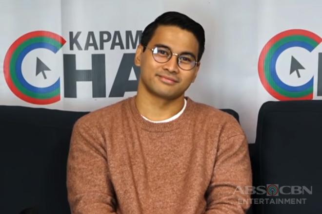 Kapamilya Chat with Joem Bascon for Maalaala Mo Kaya Image Thumbnail