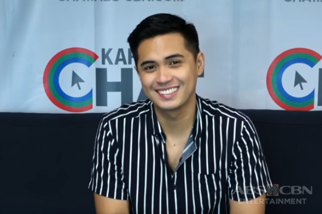 Kapamilya Chat with Marlo Mortel for Ipaglaban Mo Reputasyon Image Thumbnail