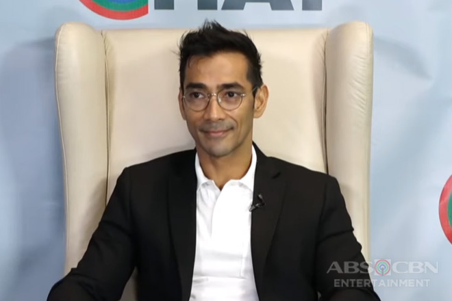 Kapamilya Chat with Raymond Bagatsing for his movie Quezon's Game