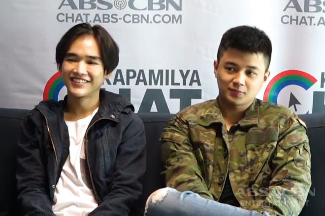 Kapamilya Chat with Yves Flores and Henz Villaraiz for Ipaglaban Mo Angkan